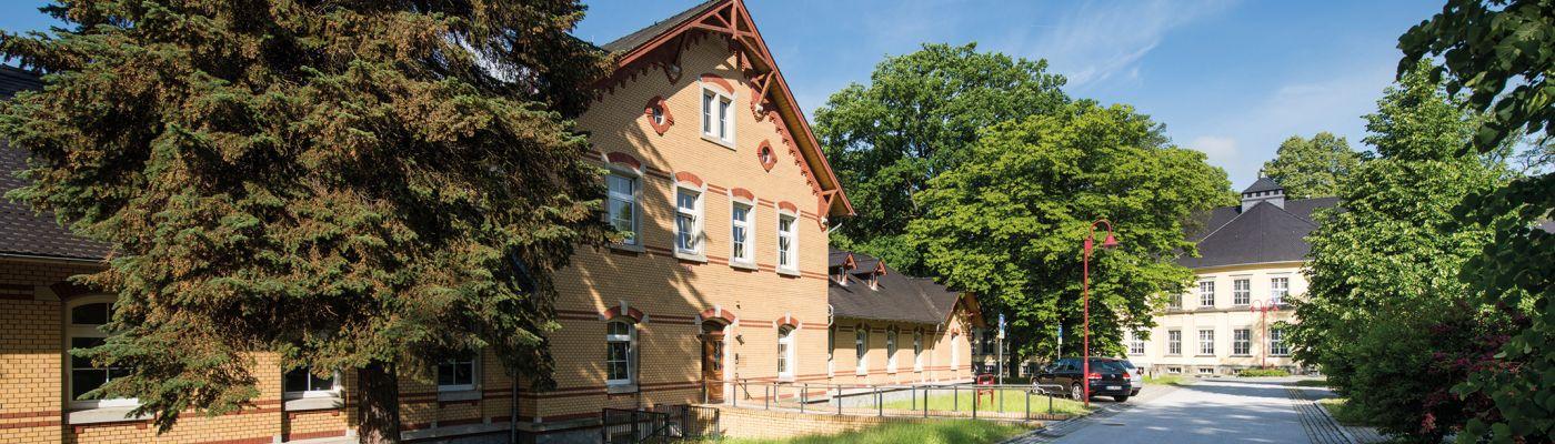 Sächsisches Krankenhaus Großschweidnitz