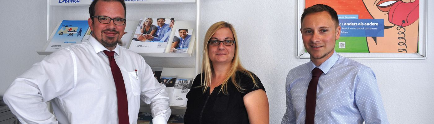 Debeka - Versichern - Bausparen
