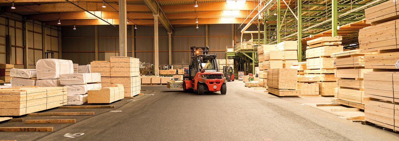 Holzindustrie Schweighofer GmbH