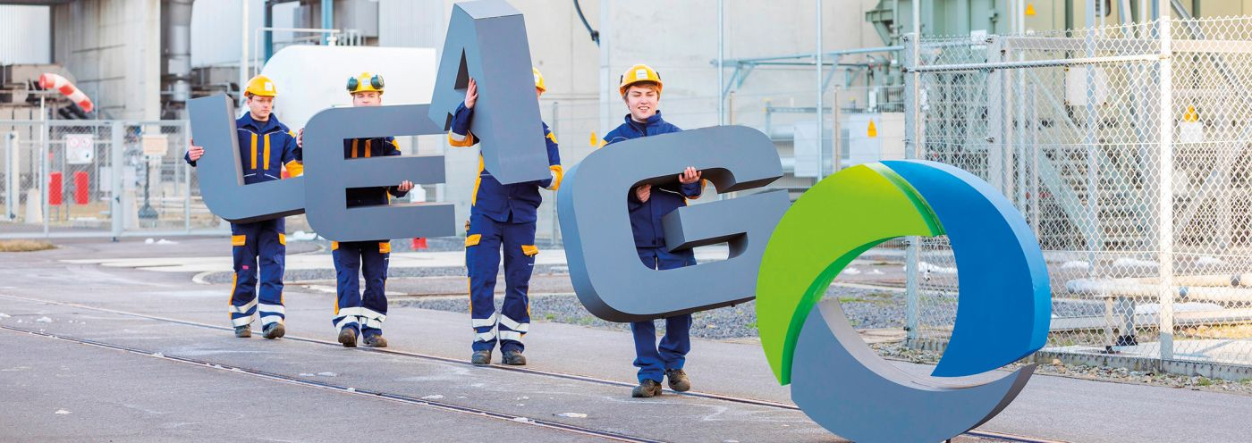 LEAG – Lausitz Energie Bergbau AG und Lausitz Energie Kraftwerke AG