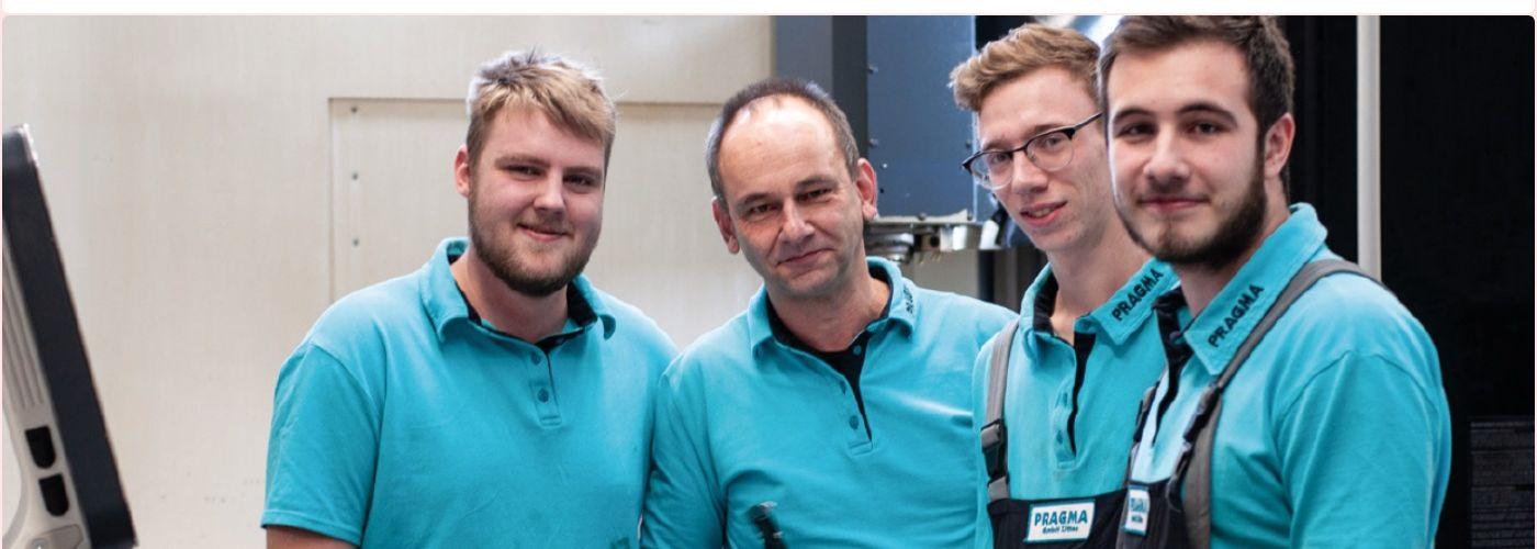 PRAGMA GmbH