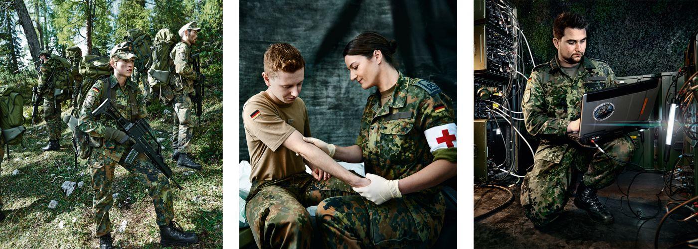 Bundeswehr Karriereberatung