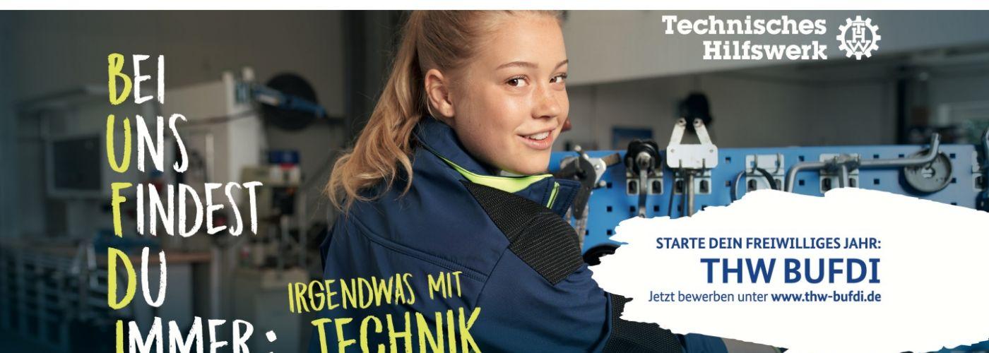 Bundesanstalt Technisches Hilfswerk, BFD-Anlaufstelle Zittau